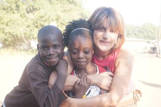 Nunca pensé que me vendría dejando un trozo de mi corazón en Zambia