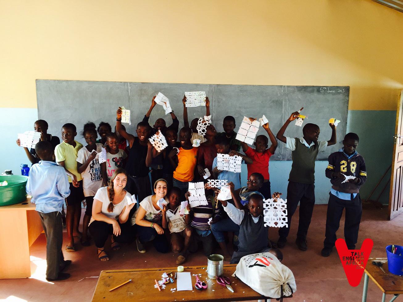 Salud y Comunidad Livingstone 45