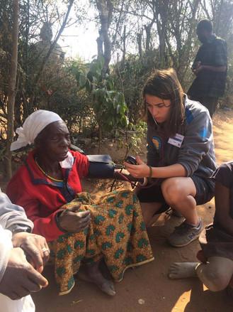 Salud y Comunidad en Livingstone