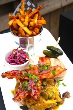 yardbird sandwich