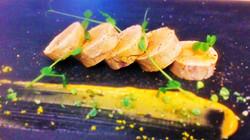 monkfish torchon