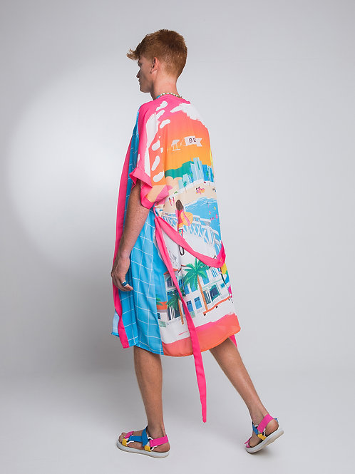 Kimono Praia de Iracema