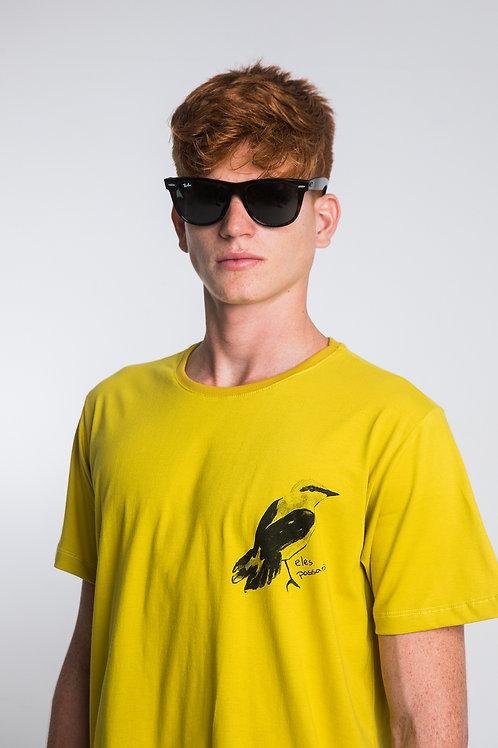 T-Shirt Passarinho