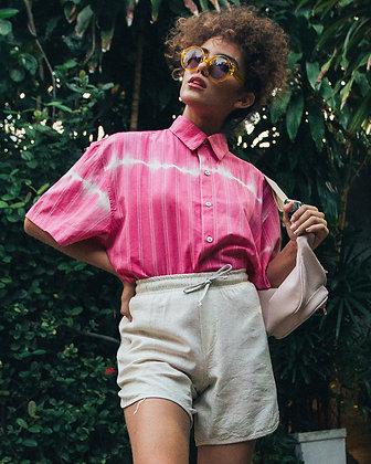 Camisa Tie-Dye Pink