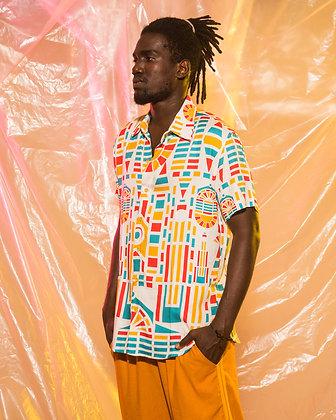 Camisa Vitrais