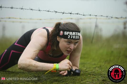 Army Crawl - Spartan Beast