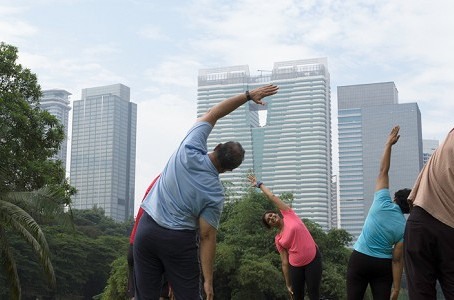 Reduce your appetite by exercising more, researchers suggest!