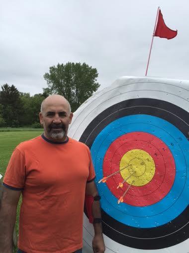 Nice looking target!