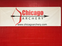 Chicago Archery indoor range