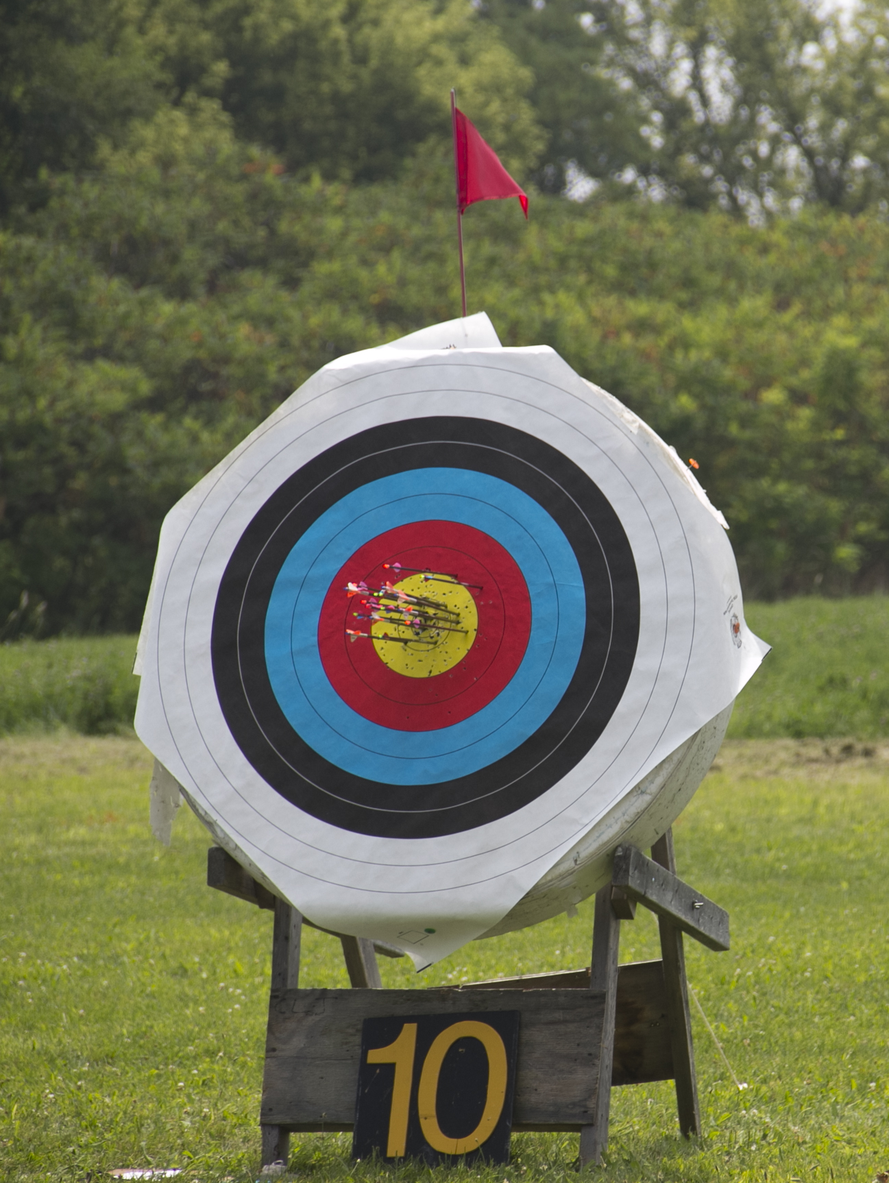 Nice target!