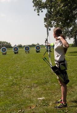 Mooseheart outdoor range