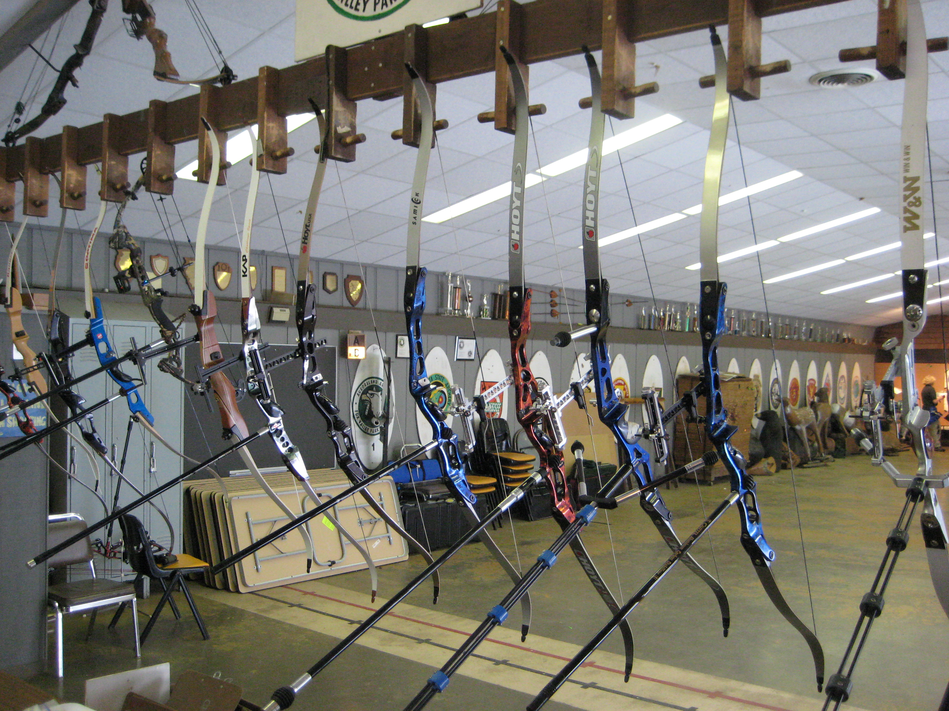 Lippold Park indoor range