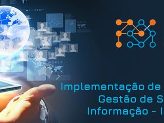 Curso de Implementação de Sistema de Gestão de Segurança da Informação ISO 27001