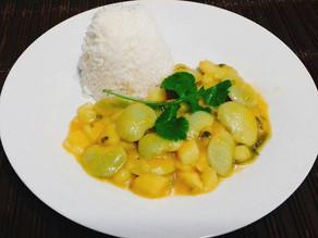 Lima Beans - Pallares peruanos