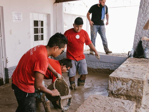 Flood Relief for Stricken Peru