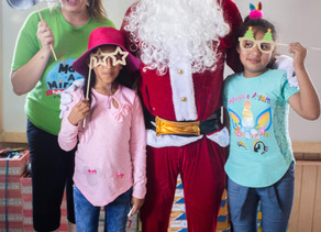 An EPIC Christmas for Make a Miracle