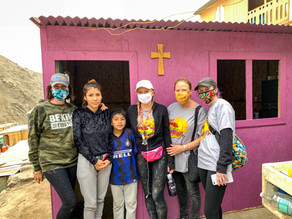 Emily's Story:  Home Builds, Dedications & Blessings