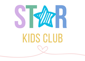 Introducing....the Star Kids Club.
