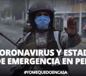 LA FORMA EN QUÉ PERÚ ENFRENTA LA SITUACIÓN/how peru is facing the virus (english translation below)