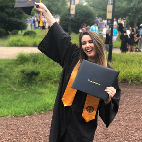 What graduation meant to me