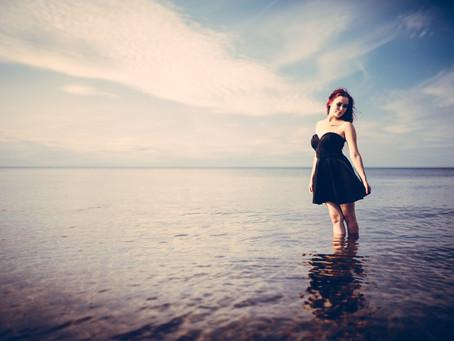 Kuvauksen takaa: Veden äärelle.