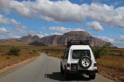 Roadtrip to Isalo NP, Madagascar