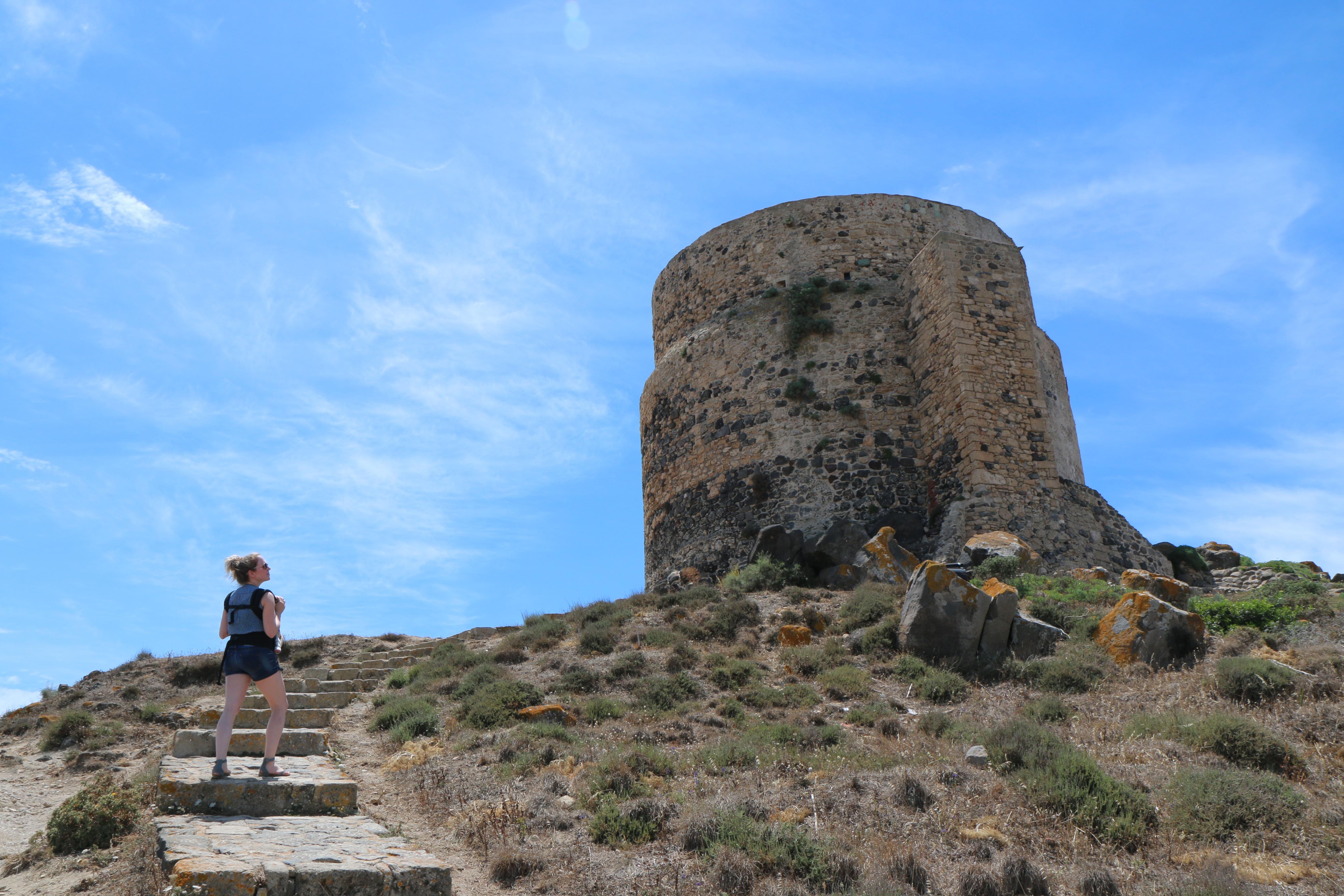 Ancient city Tharros, Sardinia