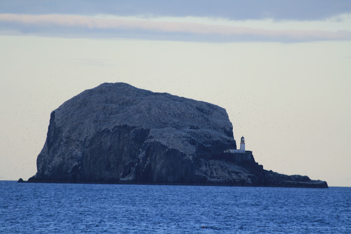 The Bass Rock, North Berwick, Scotland