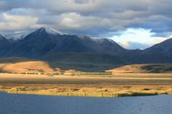 Maori Lakes, New Zealand