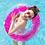 Thumbnail: Feather Swim Ring