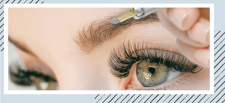 how to look for London microblading online