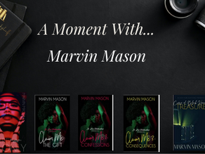 A Moment With...Marvin Mason