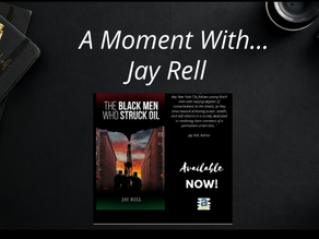 A Moment With...Jay Rell