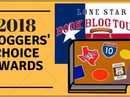 2018 Lone Star Blog Tour Winners