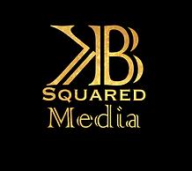 4C - KB Squared Media Black & Gold LOGO