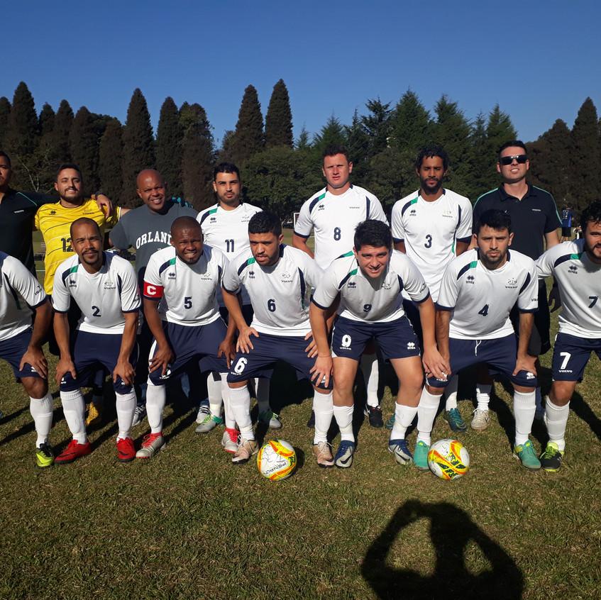 Equipe de Futebol Sete Livre - Volvo