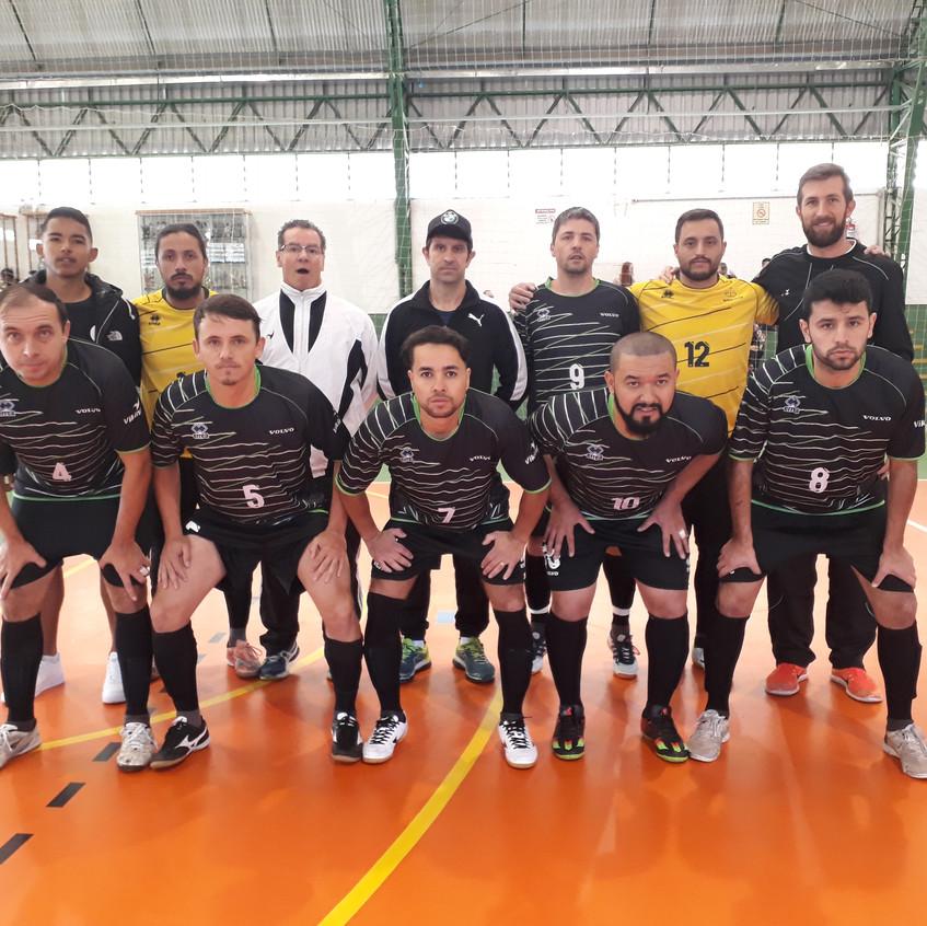 Equipe de Futsal - Volvo