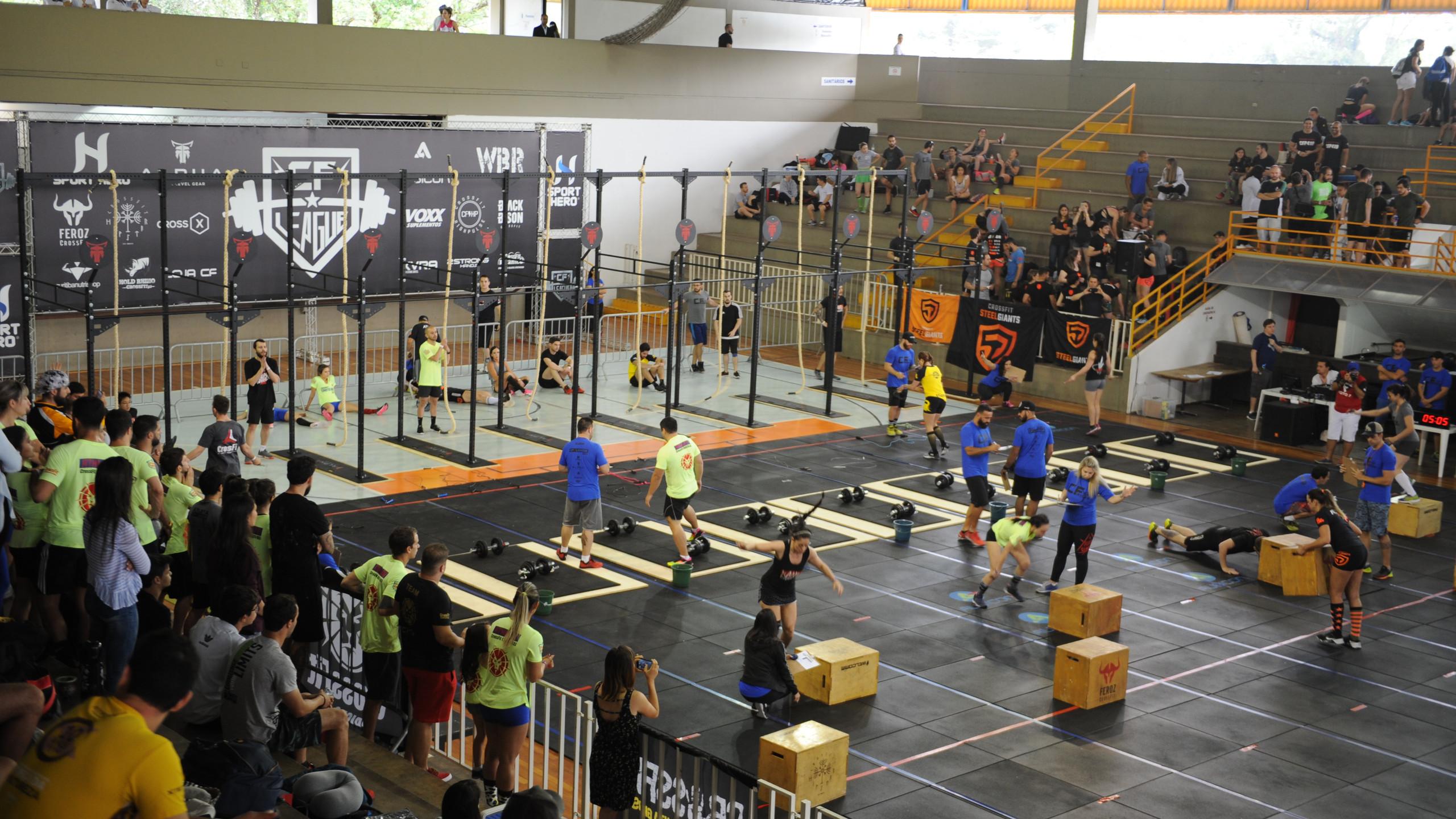 Campeonato de Crossfit