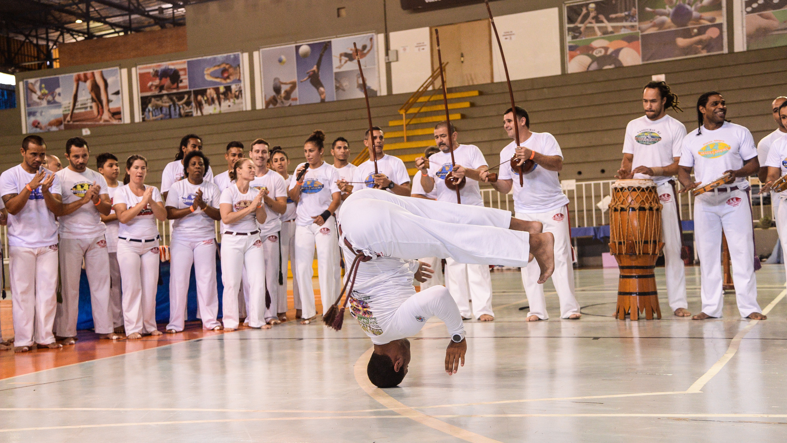 Projeto Capoeira e Cidadania