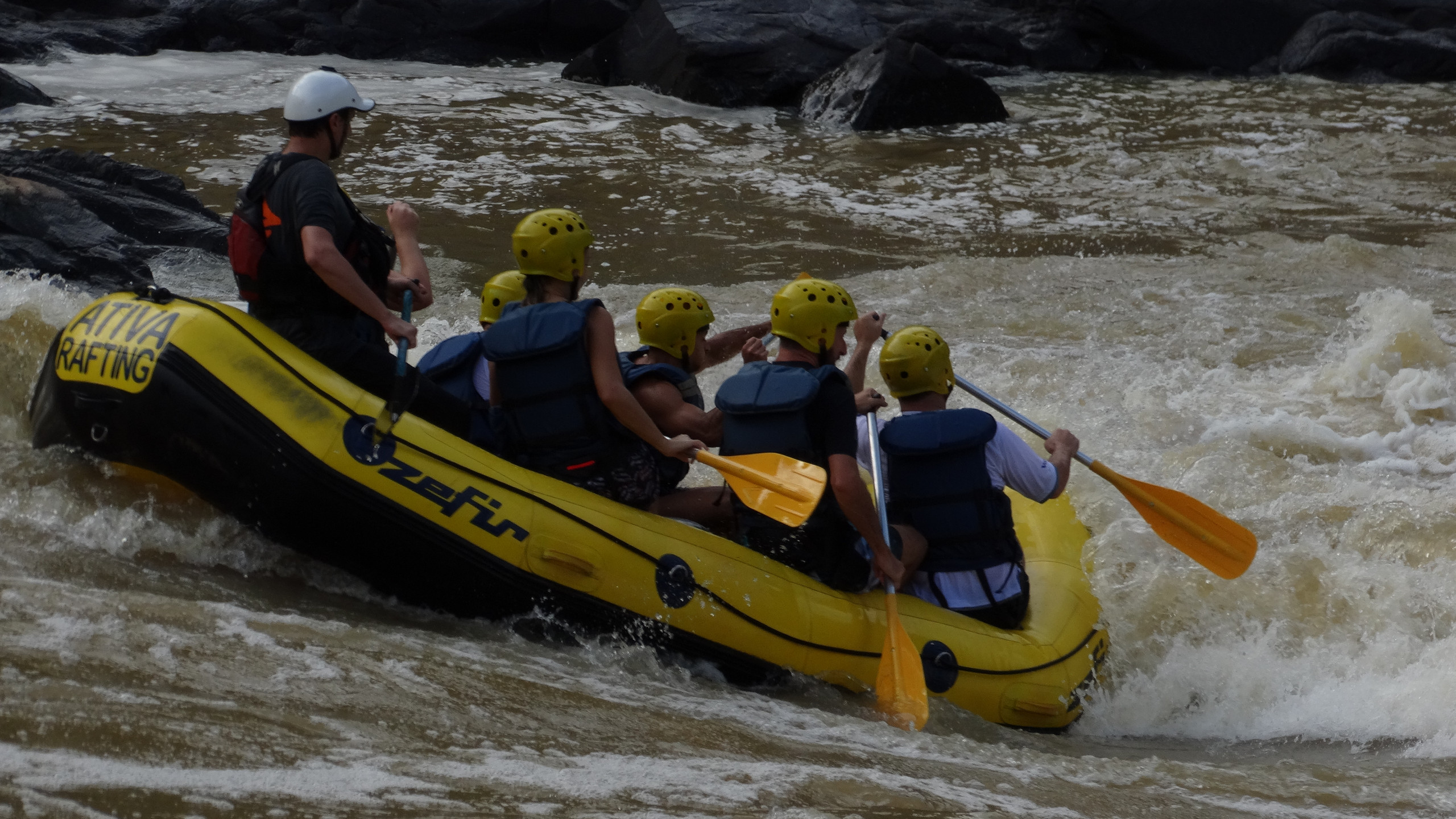 Rafting 2018