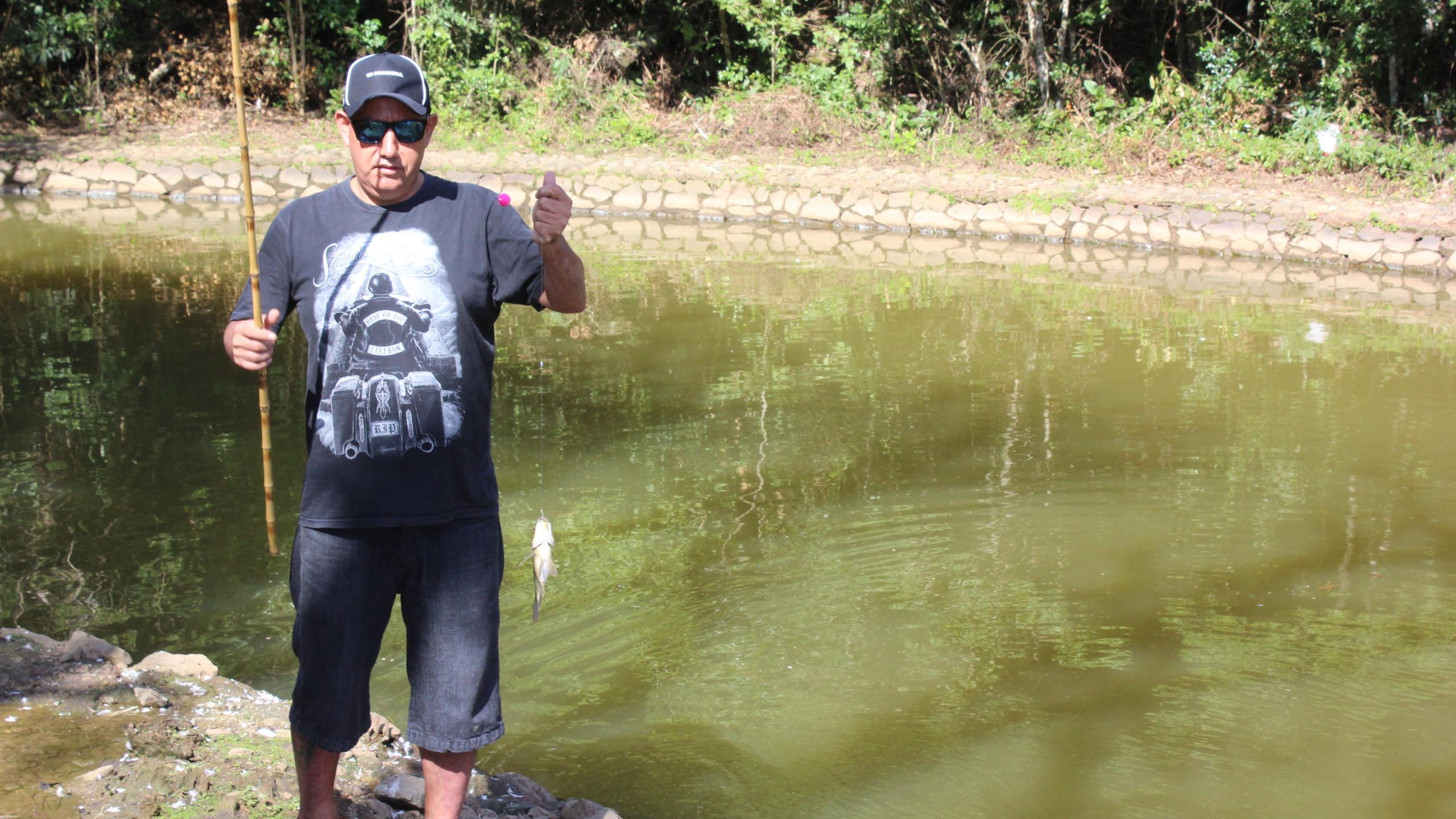 Pesca no Lago