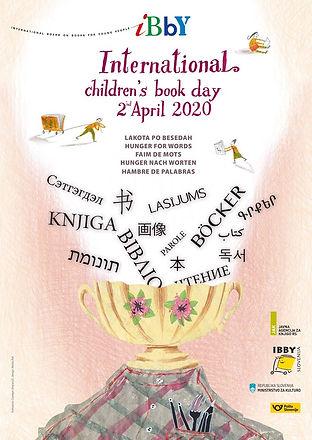 2. april mednarodni dan knjig za otroke