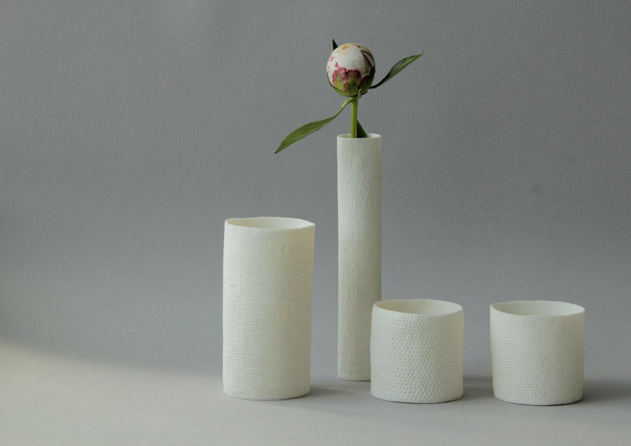 Material Bodies, porcelain, 2018