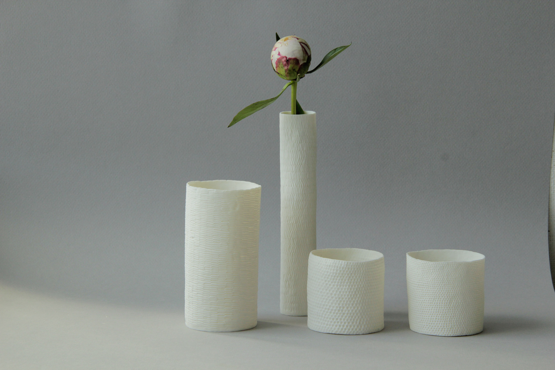 Material Bodies - they make a meeting place, porcelain, 2018