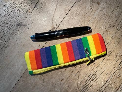 Rainbow Pen Case