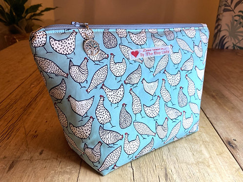 The Funky Chicken Wash Bag