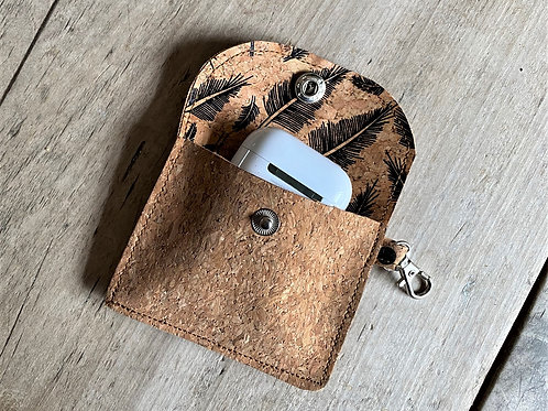 AirPod Pouch (Cork Leather)