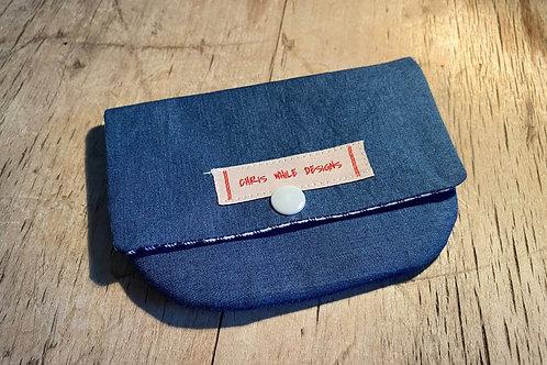 Denim Wallet/Purse