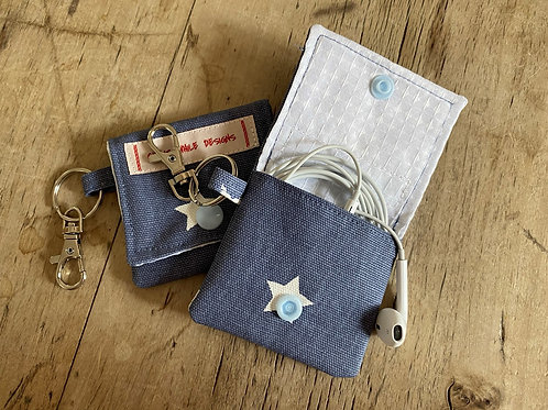Earbud /Coin Pouch