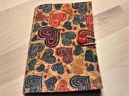 Vegan Cork Leather Needle Case